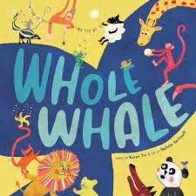BAREFOOT BOOKS WHOLE WHALE