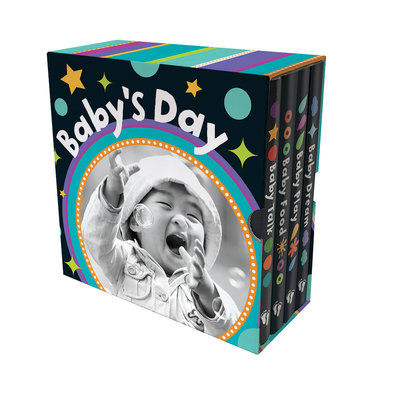 BAREFOOT BOOKS BABY'S DAY GIFT SET