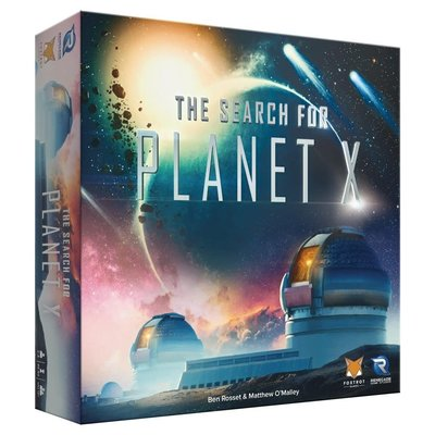 RENEGADE GAME STUDIOS SEARCH FOR PLANET X