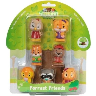 TIMBER TOTS TIMBER TOTS FOREST FRIENDS