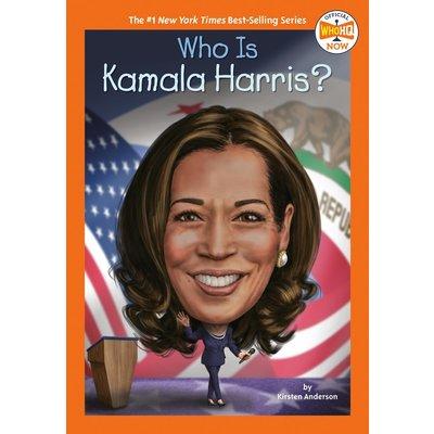 PENGUIN WORKSHOP WHO IS KAMALA HARRIS?