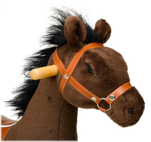 Melissa And Doug Rock And Trot Plush Rocking Horse M D