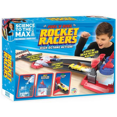 BE AMAZING FUEL N DUEL ROCKET RACERS
