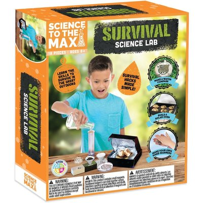 BE AMAZING SURVIVAL SCIENCE LAB