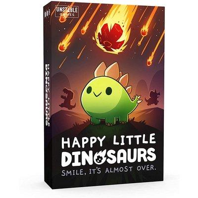 TEETURTLE HAPPY LITTLE DINOSAURS