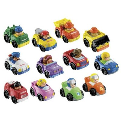 LITTLE PEOPLE LITTLE PEOPLE WHEELIES CAR
