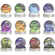 CRAZY AARONS PUTTY ASSORTED MINI THINKING PUTTY