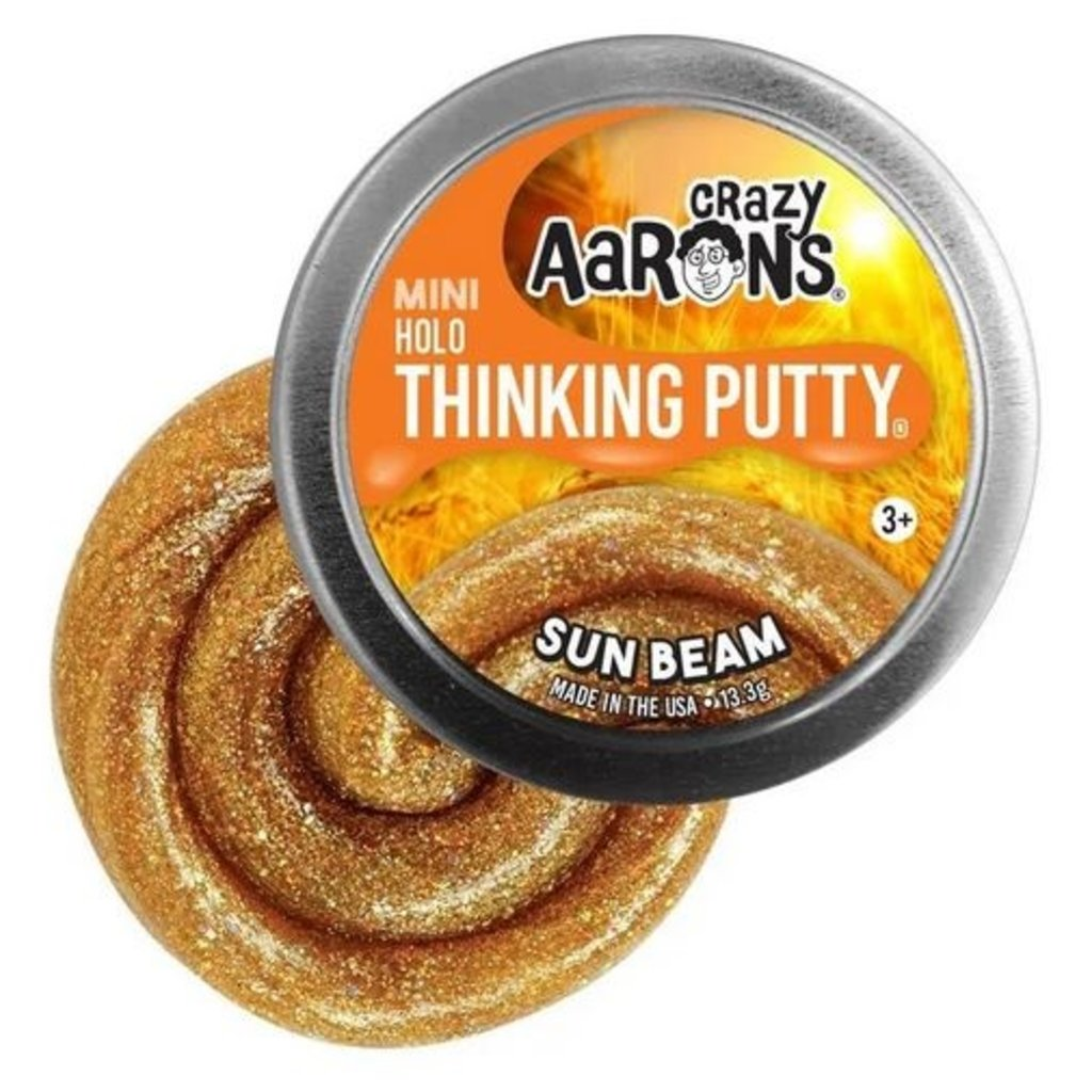 CRAZY AARONS PUTTY ASSORTED MINI THINKING PUTTY EFFECTS