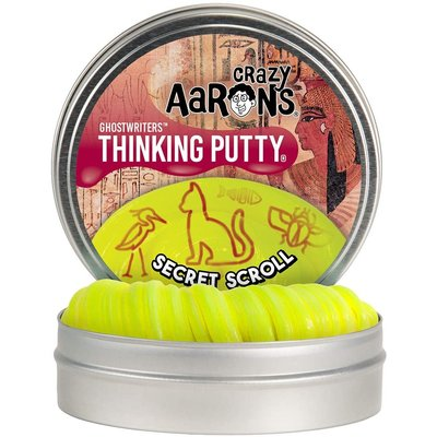 CRAZY AARONS PUTTY GHOSTWRITERS THINKING PUTTY SECRET SCROLL