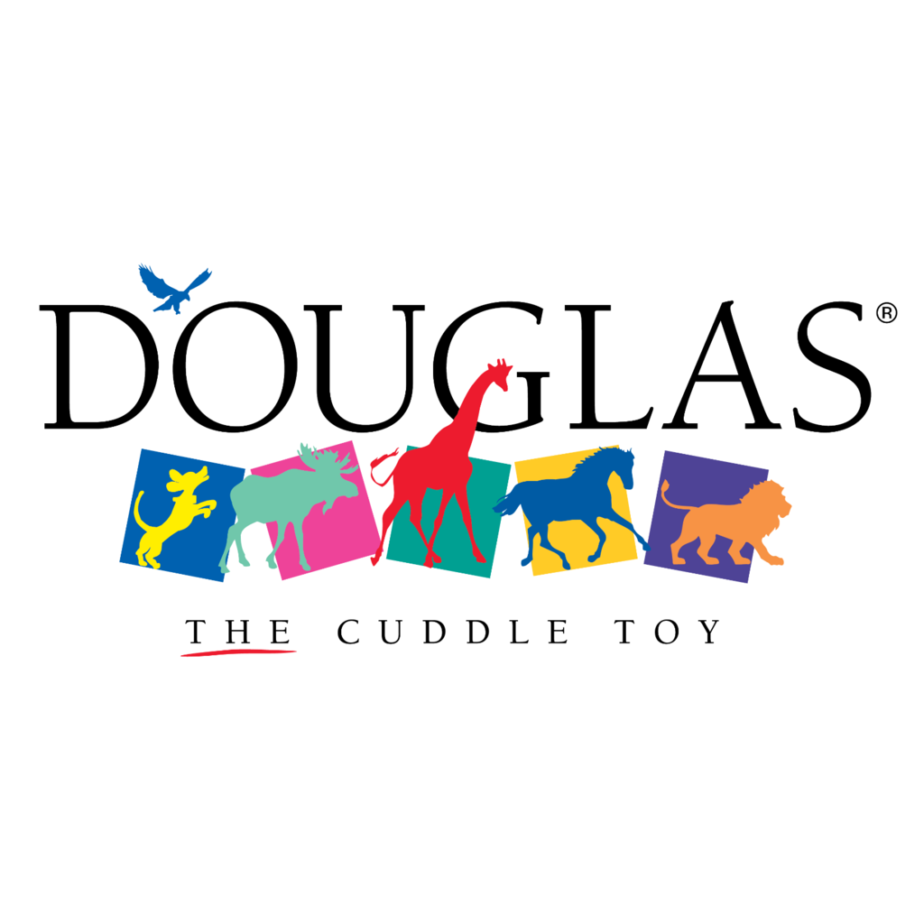DOUGLAS COMPANY INC PLUSH TEETHER DEMITRI DRAGON