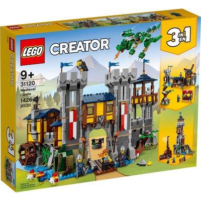 LEGO MEDIEVAL CASTLE CREATOR