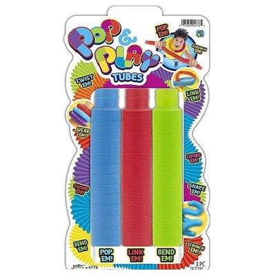 JA-RU POP N PLAY TUBES