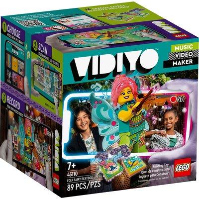 LEGO FOLK FAIRY BEATBOX
