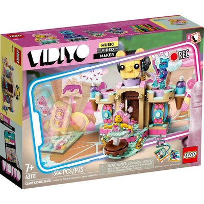 LEGO CANDY CASTLE STAGE