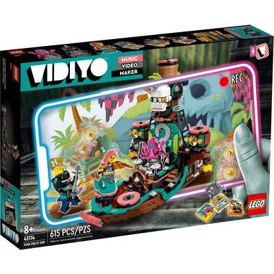 LEGO PUNK PIRATE SHIP