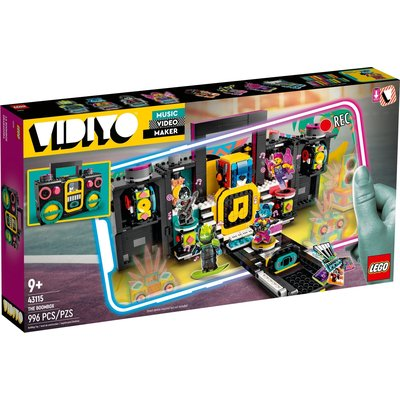 LEGO THE BOOMBOX