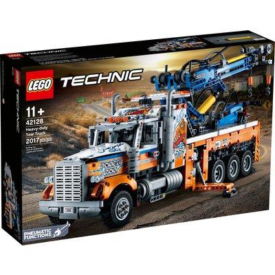 LEGO HEAVY-DUTY TOW TRUCK