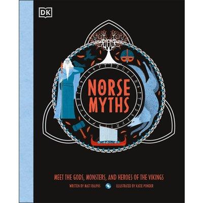 DK CHILDREN NORSE MYTHS