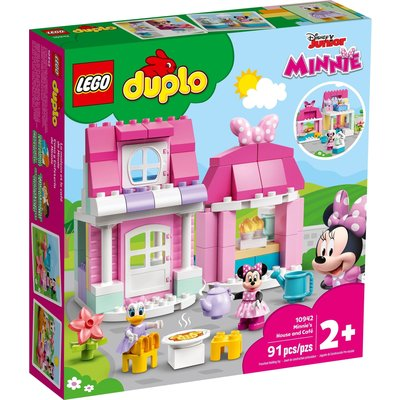 LEGO MINNIE'S HOUSE AND CAFE