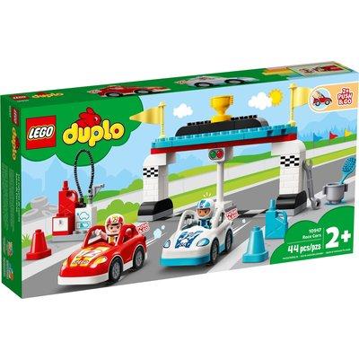 LEGO RACE CARS DUPLO