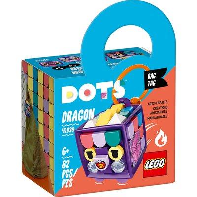 LEGO BAG TAG DRAGON