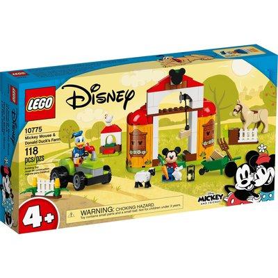 LEGO MICKEY MOUSE & DONALD DUCK'S FARM