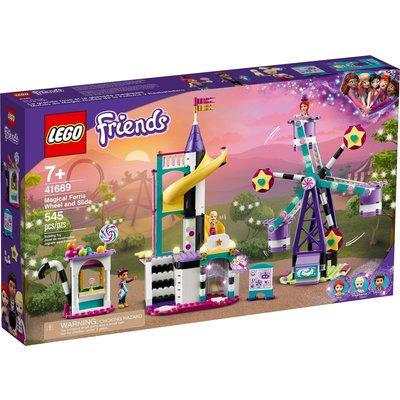 LEGO MAGICAL FERRIS WHEEL AND SLIDE