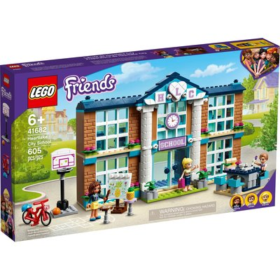LEGO HEARTLAKE CITY SCHOOL