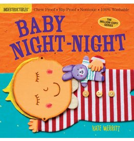 WORKMAN PUBLISHING BABY NIGHT-NIGHT INDESTRUCTIBLE