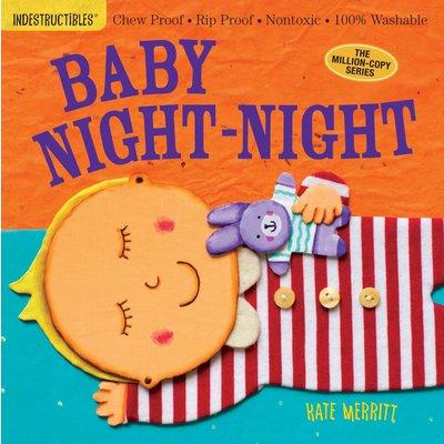 WORKMAN PUBLISHING BABY NIGHT-NIGHT INDESTRUCTIBLE