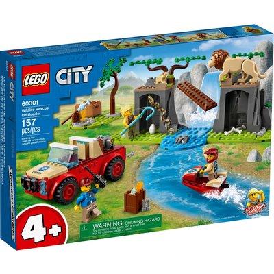 LEGO WILDLIFE RESCUE OFF-ROADER