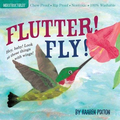 WORKMAN PUBLISHING FLUTTER! FLY!