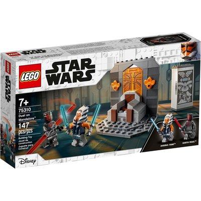 LEGO DUEL ON MANDALORE