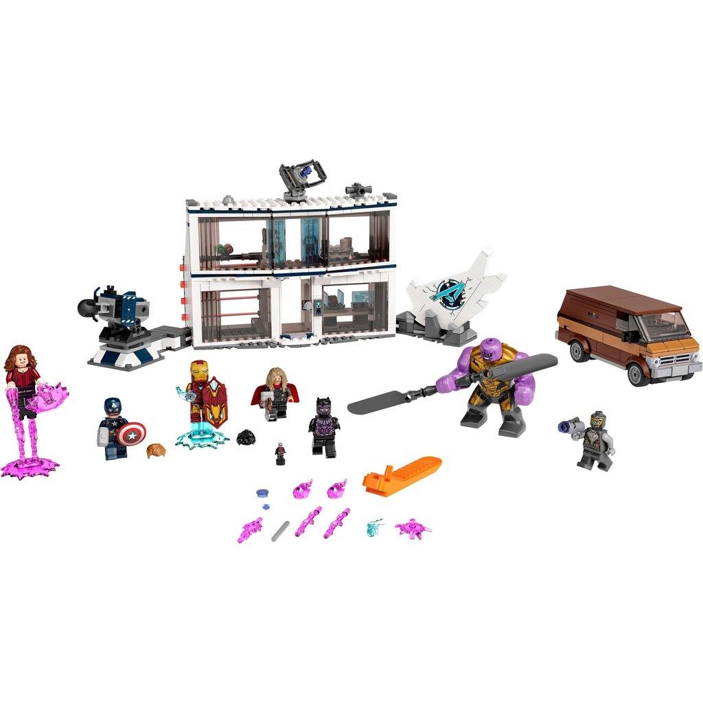 LEGO AVENGERS: ENDGAME FINAL BATTLE