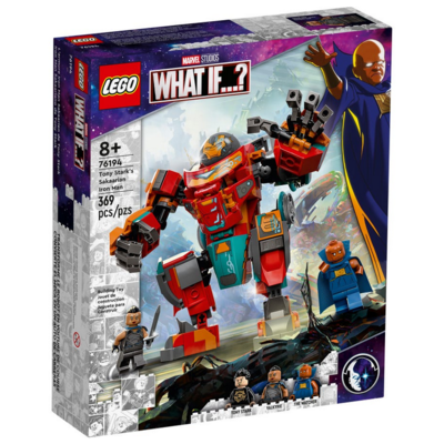 LEGO TONY STARK'S SAKAARIAN IRON MAN