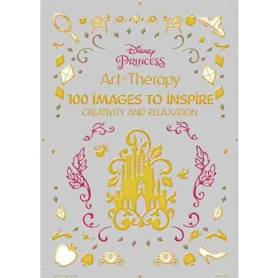 DISNEY EDITIONS ART OF COLORING: DISNEY PRINCESS: 100 IMAGES TO INSPIRE CREATIVITY AND RELAXATION