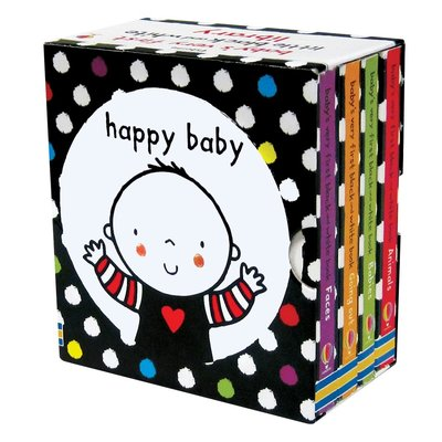 EDC PUBLISHING BABY'S VERY FIRST LITTLE BLACK & WHITE LIBRARY