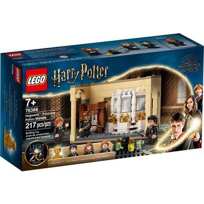LEGO HOGWARTS POLYJUICE POTION MISTAKE