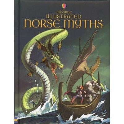 EDC PUBLISHING ILLUSTRATED NORSE MYTHS