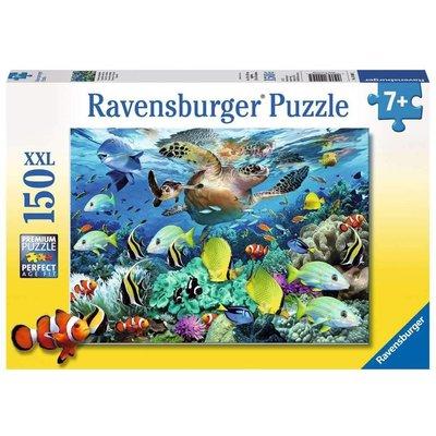 RAVENSBURGER USA UNDERWATER PARADISE 150 PIECE PUZZLE