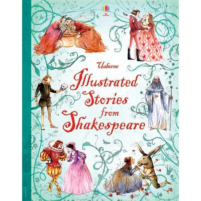 EDC PUBLISHING ILLUSTRATED STORIES FROM SHAKESPEARE
