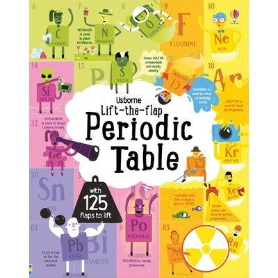EDC PUBLISHING LIFT-THE-FLAP PERIODIC TABLE