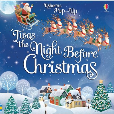 EDC PUBLISHING POP-UP 'TWAS THE NIGHT BEFORE CHRISTMAS