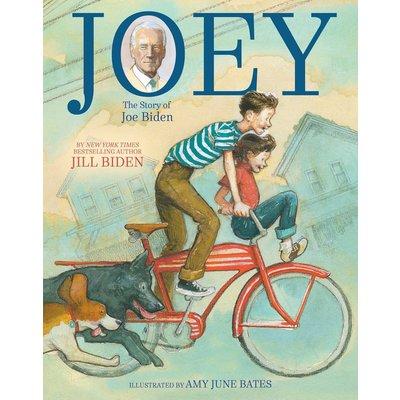 PAULA WISEMAN BOOKS JOEY: THE STORY OF JOE BIDEN