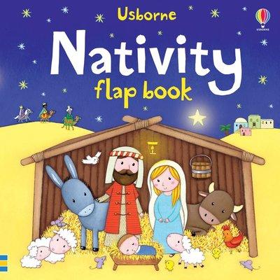 EDC PUBLISHING NATIVITY FLAP BOOK