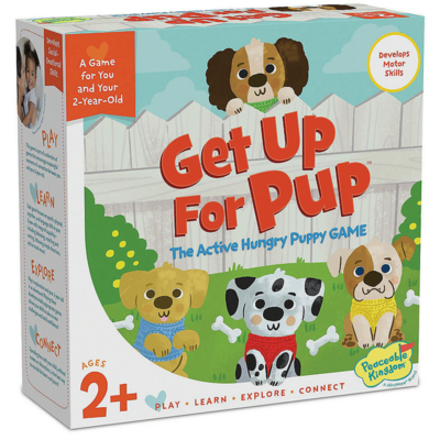 MINDWARE GET UP FOR PUP