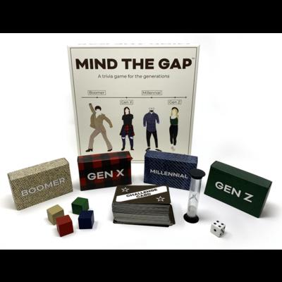 MIND THE GAP MIND THE GAP TRIVIA GAME