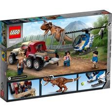 LEGO CARNOTAURUS DINOSAUR CHASE