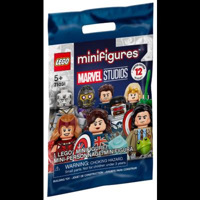 LEGO LEGO MINIFIGURES MARVEL STUDIOS