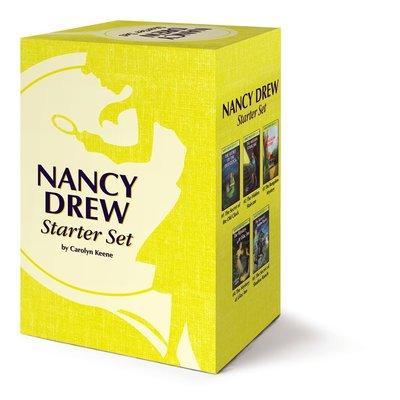 PENGUIN NANCY DREW STARTER SET